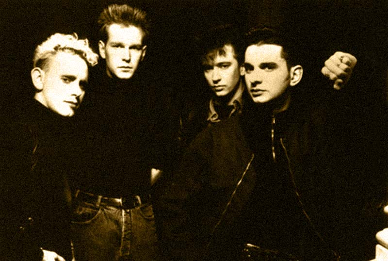 Depeche Mode 1983 Depeche Mode - Golden ...