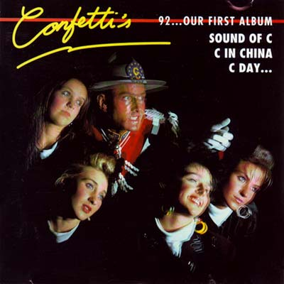 Confetti's 80s 92 Our First Album