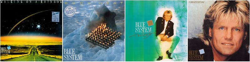 Blue System Discography