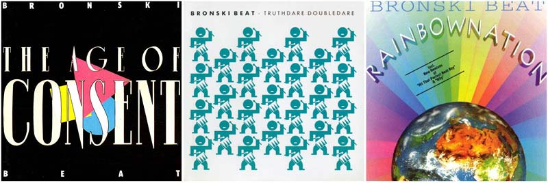 Bronski Beat - Discography - 80s music