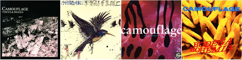 Camouflage Discography