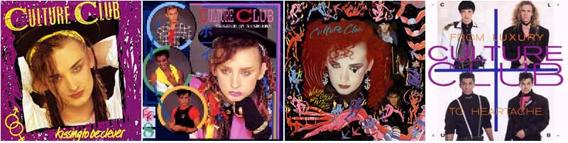Culture Club Discography