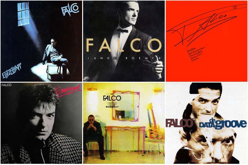 Falco Discography