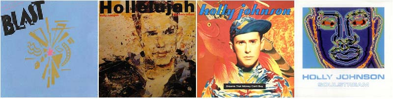 Holly Johnson Discography
