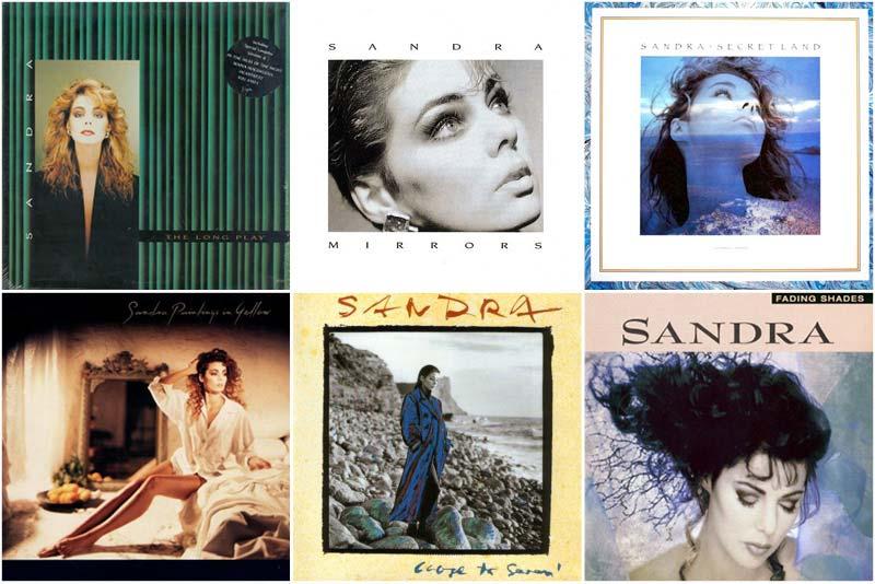 Sandra Discography