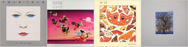 Talk Talk 80s Music Discography