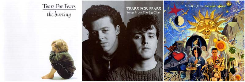 Tears For Fears Discography