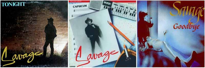 Savage Roberto Zanetti Discography