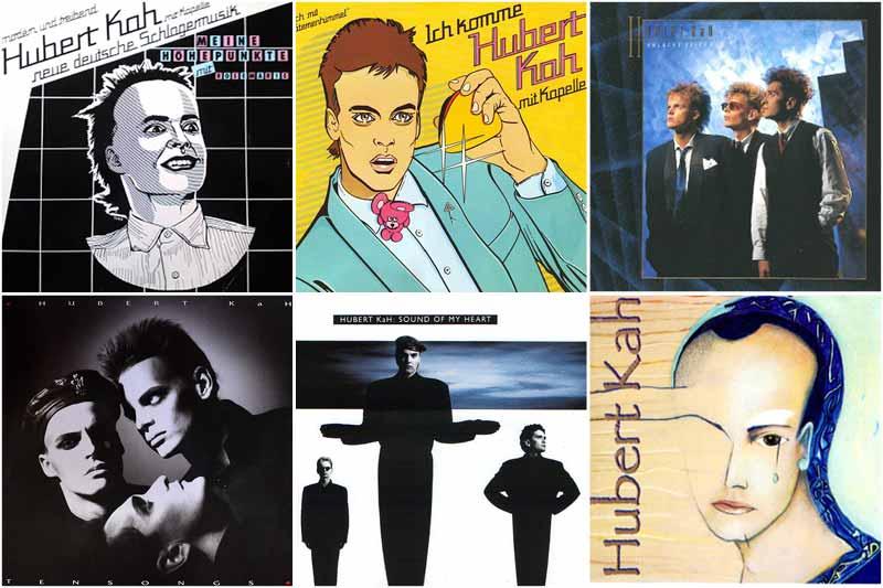 Hubert Kah Discography